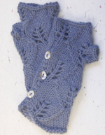 free knitting pattern for lush lacy mitts